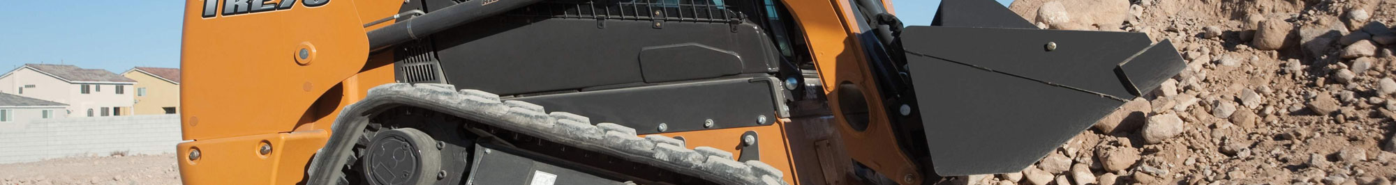 Case Skid Steer Undercarriage Replacement Parts