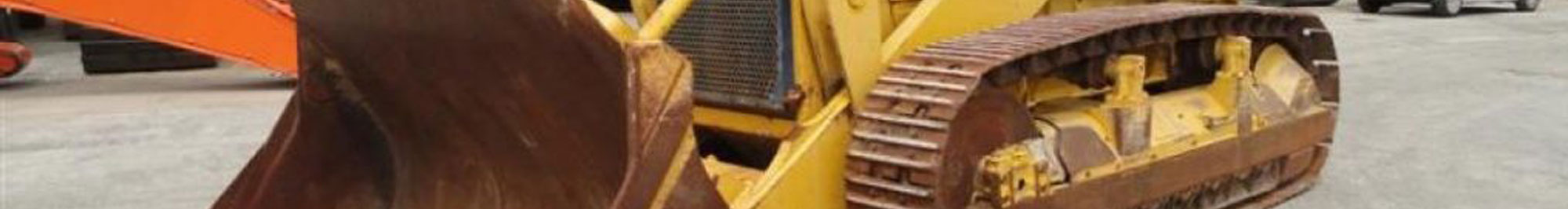 Komatsu Track Loader Undercarriage Replacement Parts