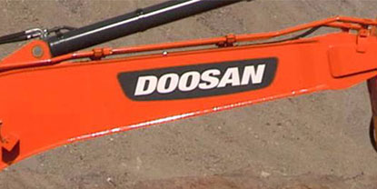 Doosan Undercarriage Parts