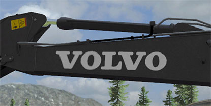 Volvo Undercarriage Parts